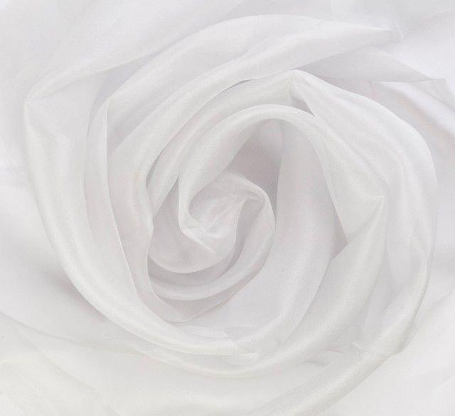 Voil branco liso
